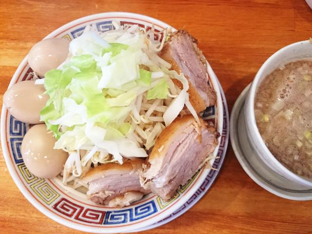 外食と糖質制限 家系ラーメン編